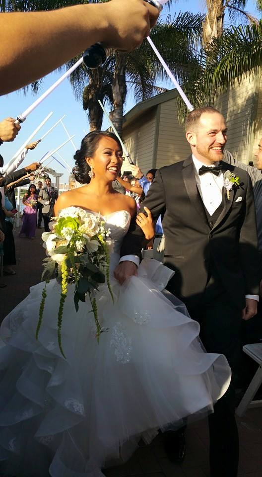 Yana + Clay's Wedding