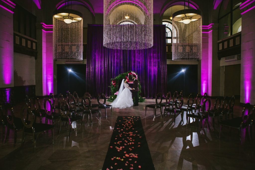 Majestic Downtown LA Wedding | DJ Sherwin Ruste | Backspin Entertainment